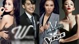 """Hé lộ """"bộ tứ quyền lực"""" The Voice – Giọng hát Việt 2017"""