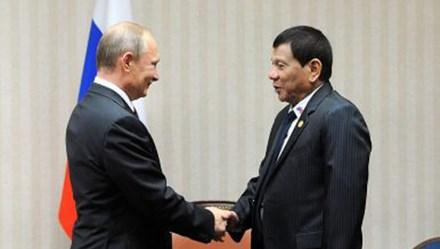 """Mối """"lương duyên"""" Nga - Philippines"""