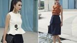 Kim Tuyến khác lạ và sành điệu với street style