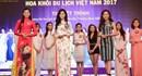 Top 17 thí sinh Hoa khôi Du lịch giới thiệu vẻ đẹp quê hương