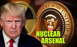 Giải mã tuyên bố Mỹ đứng đầu quyền lực hạt nhân của ông Trump