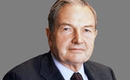 Người nổi tiếng: David Rockefeller nhà tỉ phú có trái tim vàng