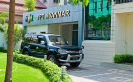 FPT vượt đối thủ các nước, thắng thầu dự án 11,3 triệu USD ở Myanmar