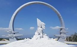 Khu tưởng niệm chiến sĩ Gạc Ma: Đóa hoa bất tử bên bờ Biển Đông