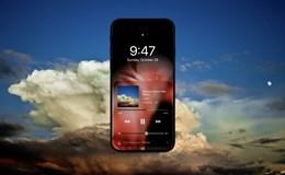 Những hình ảnh tuyệt đẹp về iPhone 8 với chế độ Dark Mode
