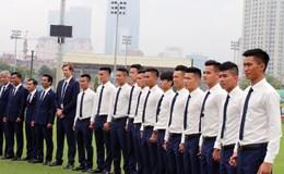 Đội tuyển U.20 chuẩn bị cho VCK U.20 World Cup 2017: Thuận mà chưa lợi