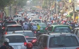 TPHCM: Nếu cấm xe gắn máy, dân đi lại bằng gì?