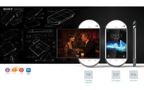 Xperia Folo X: Sự kết hợp tuyệt vời giữa smartphone và tablet 4