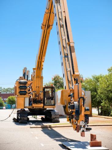 Kinh ngạc robot thợ xây hoàn thành căn nhà trong 2 ngày