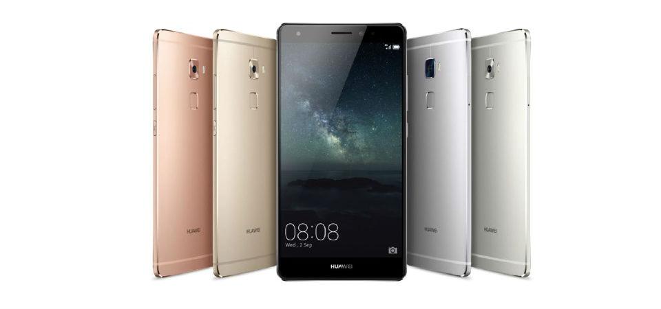 Huawei ra mắt smartphone mạnh ngang ngửa, sành điệu hơn cả iPhone 6s Plus