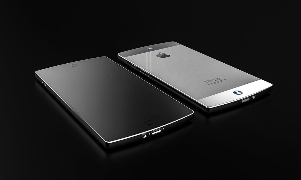 Sốc: Xuất hiện mẫu iPhone 7 giống BPhone đến.. kinh ngạc