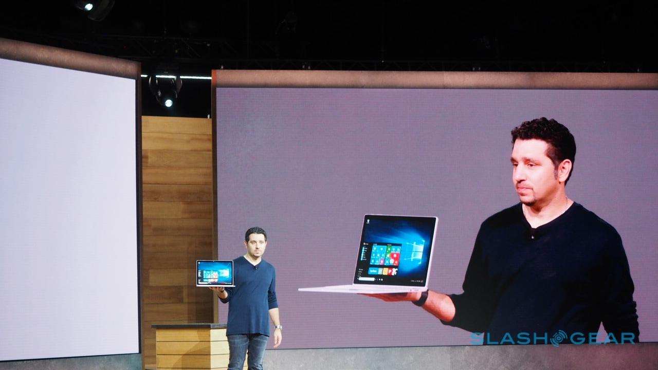 """Cận cảnh máy tính bảng Surface Book - """"sát thủ"""" đáng sợ của MacBook Pro"""