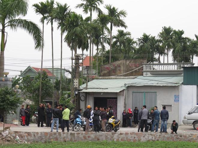 Án mạng tại Lào Cai, 2 người bị giết trong đêm