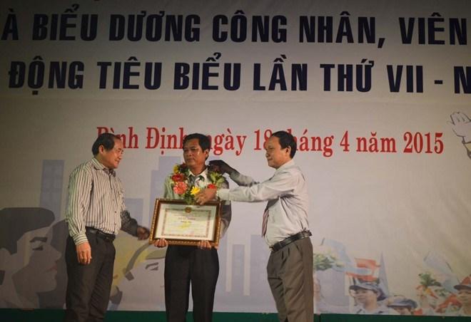 """Tháng công nhân tại Bình Định: """"Ở đâu công nhân khó, ở đó có công đoàn"""""""
