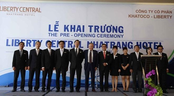Khánh Hòa: Thêm 1 khách sạn 4 sao chính thức hoạt động