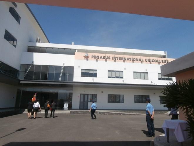 Khánh thành khu phức hợp giáo dục Pegacus