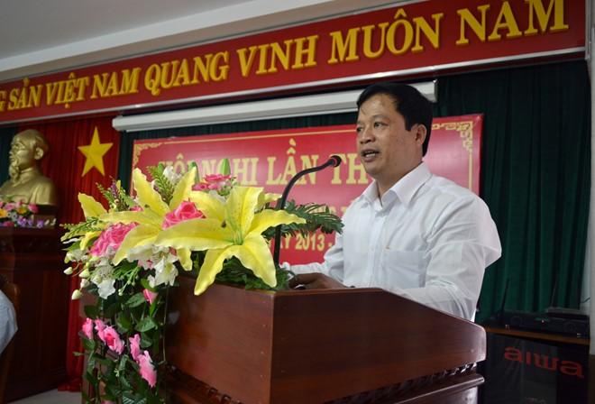 Ông Nguyễn Tuấn Thanh được bầu làm Chủ tịch LĐLĐ Bình Định