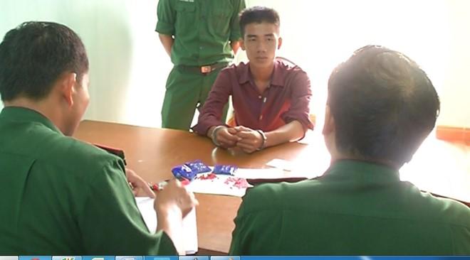 Quảng Trị: Vượt biên sang Lào, mua ma túy về bán kiếm lời thì bị bắt