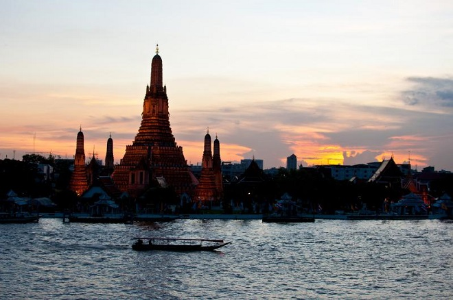 Thưởng ngoạn 9 điểm du lịch lý thú bên bờ sông chaopraya thái lan - 6