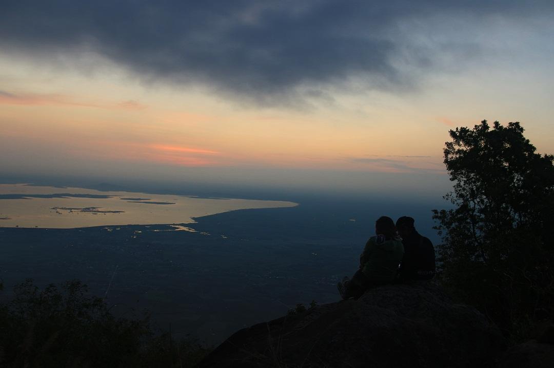Mãn nhãn cảnh sắc bình minh trên núi Bà Đen - Ảnh minh hoạ 4