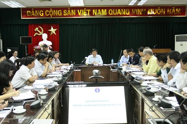 Dịch bệnh MERS-CoV tiến sát Việt Nam