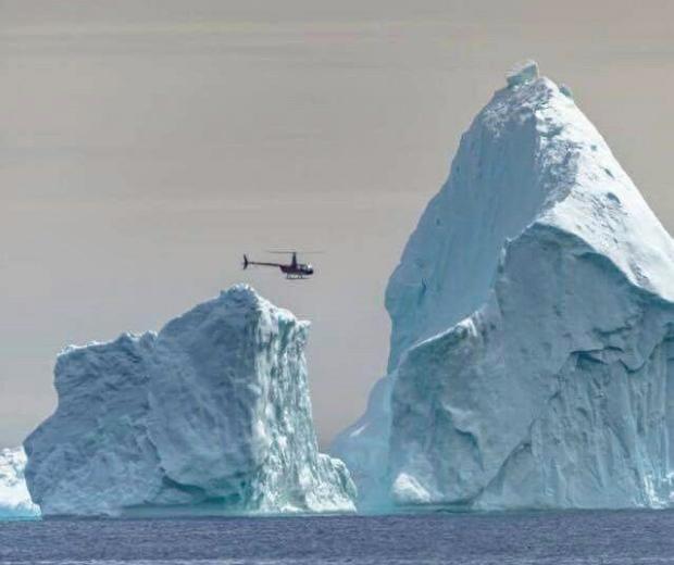Thị trấn nhỏ hút du khách nhờ tảng băng trôi khổng lồ - Ảnh minh hoạ 8
