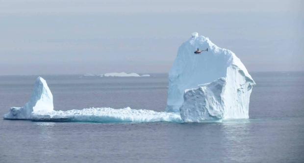 Thị trấn nhỏ hút du khách nhờ tảng băng trôi khổng lồ - Ảnh minh hoạ 9