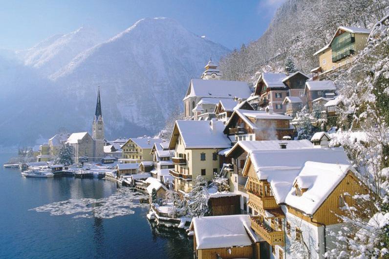 Vi vu những ngôi làng cổ đẹp như cổ tích trên thế giới - H22