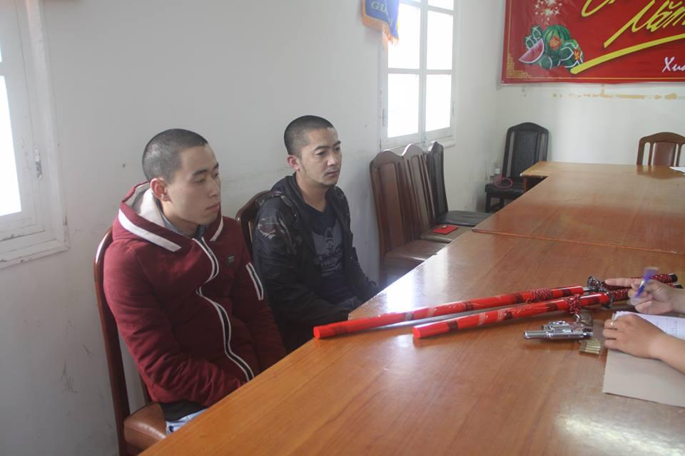 Lâm Đồng: Bị đánh, một đối tượng sử dụng súng bắn nhầm người
