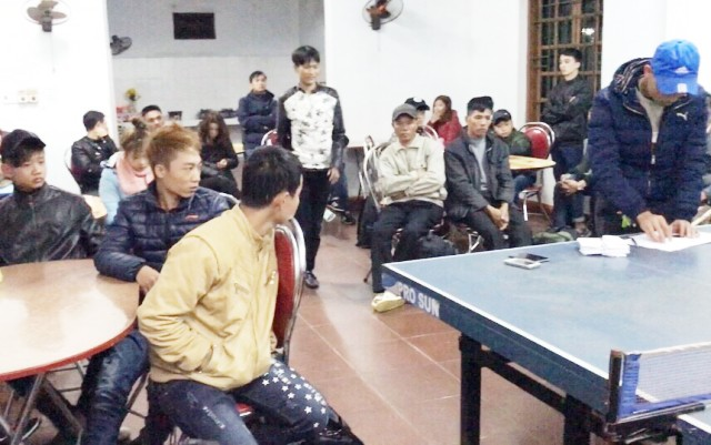 Bắt giữ đối tượng tổ chức đưa người đi Trung Quốc lao động trái phép