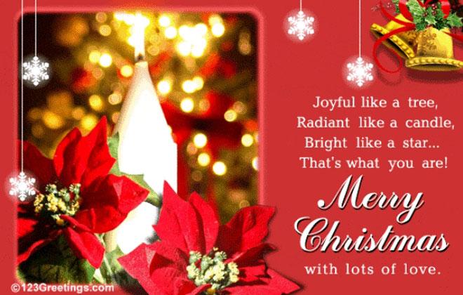 Chuc Mung Giang Sinh Tieng Anh Lời Chúc Giáng Sinh Bằng Tiếng