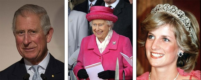 Công chúa bé của Hoàng gia Anh mang tên Charlotte Elizabeth Diana