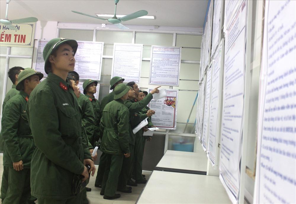 Hỗ trợ quân nhân xuất ngũ tìm kiếm việc làm ảnh 2