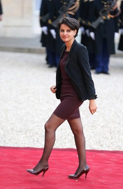 Chuyện nữ bộ trưởng Giáo dục trẻ và quyến rũ của Pháp