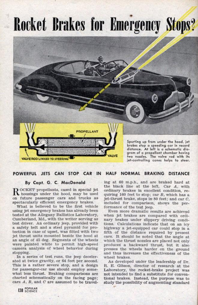 Những công nghệ an toàn 'dị' nhất trên ôtô