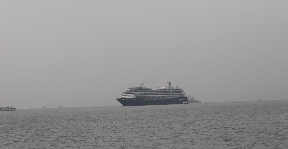 Vịnh Hạ Long sẽ có bến cảng đón tàu du lịch quốc tế siêu sang