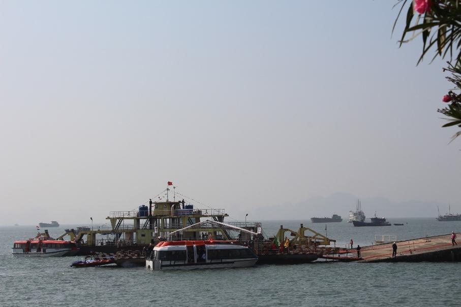 Vịnh Hạ Long sẽ có bến cảng đón tàu du lịch quốc tế siêu sang - Ảnh minh hoạ 2