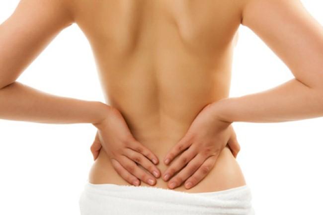 Đau lưng- nguyên nhân và cách chữa trị