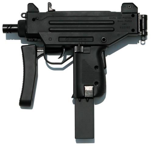 Khẩu súng máy nhỏ nổi tiếng Uzi của Israel đáng sợ cỡ nào? - vozForums