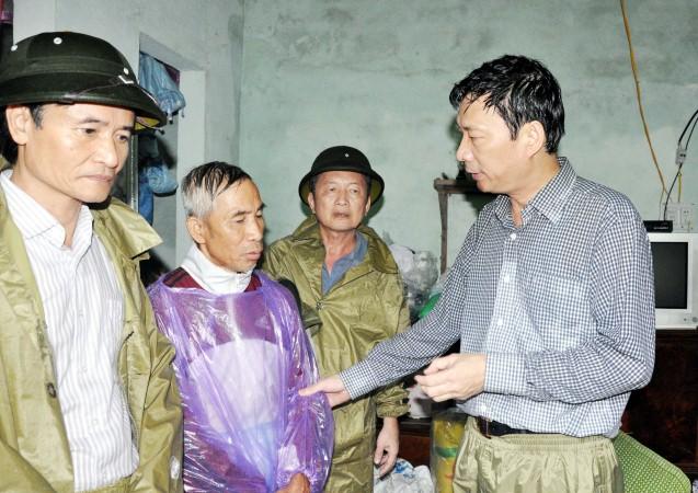 Mưa lũ kinh hoàng ở Quảng Ninh: Dân thiếu nước, ngành than thiệt hại nặng nề