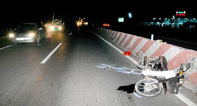 2 vụ tai nạn giao thông ở Tiền Giang, Vĩnh Long: 2 người chết