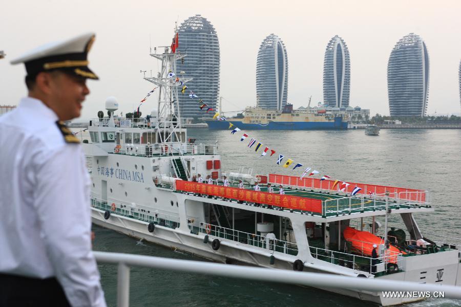 Trung Quốc đưa 2 tàu tuần tra phi pháp ở Hoàng Sa