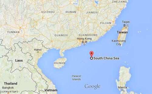 Trung Quốc điều giàn khoan Hưng Vượng khoan thăm dò ở Biển Đông
