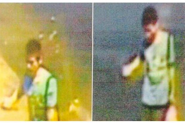 Công bố chân dung nghi phạm gây ra vụ nổ bom ở Bangkok