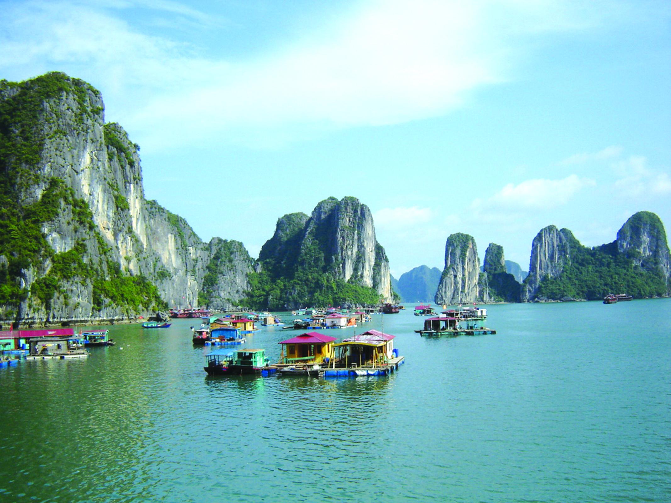 H 224 Nội Vịnh Hạ Long được Lonely Planet Giới Thiệu Trong ấn