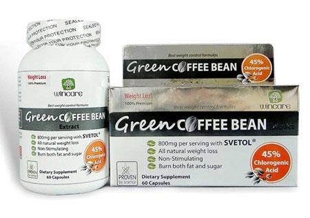 Green Coffee Bean – TPCN chiết xuất từ cà phê tươi để giảm cân hiệu quả.