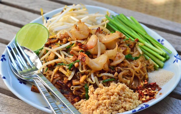 Khó cưỡng với những món ăn cực ngon của Thái Lan