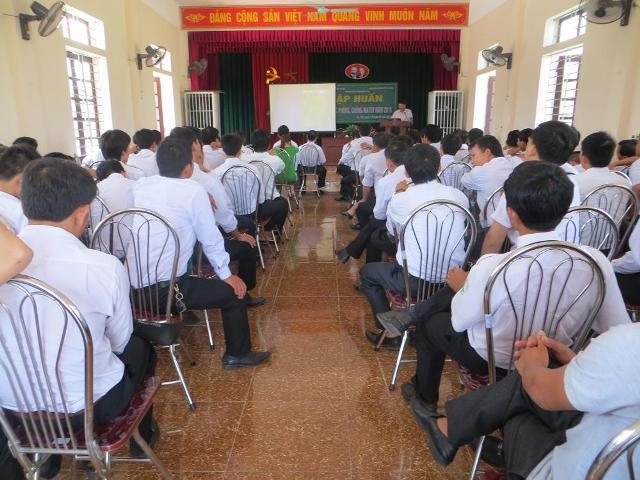Công đoàn Hà Tĩnh đẩy mạnh tuyên truyền phòng chống ma túy
