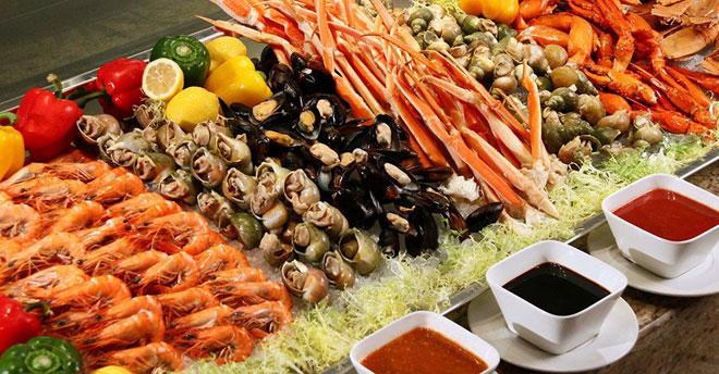 Thưởng thức hơn 1.000 món ăn tại Lễ hội Ẩm thực Quốc tế Food Fest 2017 -  2