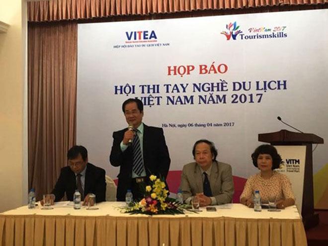 Hội thi tay nghề Du lịch Việt Nam 2017